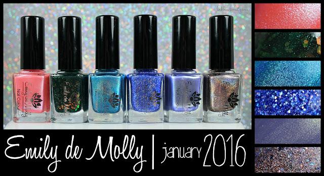 Emily de Molly | January 2017