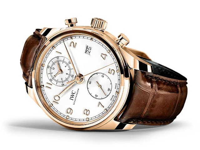 IWC The Portugieser Chronograph Classic