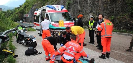Taranto: muore 79enne nell'impatto con un camion