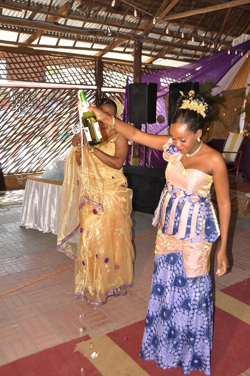 Zambian kitchen party dresses for Kitchen designs zambia