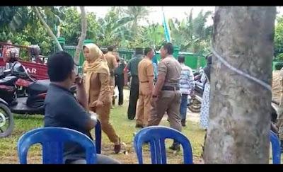 Musrenbang Kecamatan Banyumas Memanas, Beberapa Kepala Pekon Walk Out