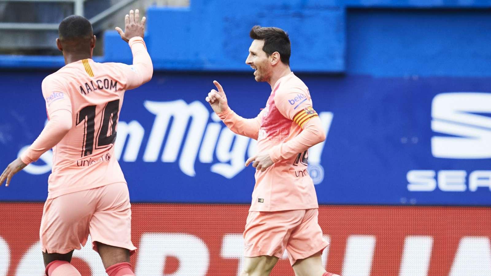 Football Ruckus : La Liga top scorer Messi wins record-equalling