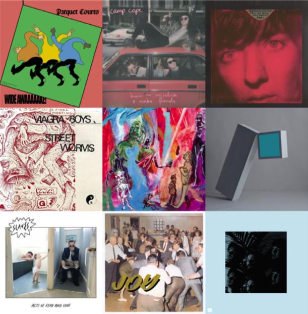 BAGeL Radio   indie rock noise pop internet radio  Top Music By Year a72ed1693
