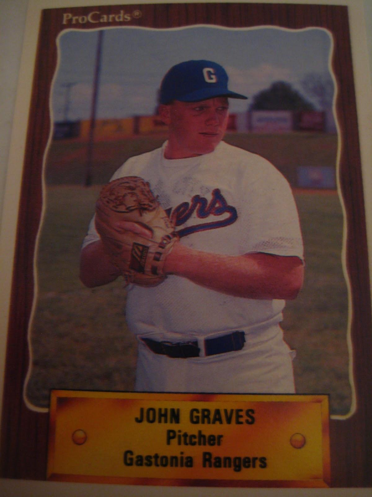 Baseball Cards Come To Life John Graves On Baseball Cards