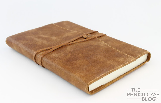 Amalfi leather journal
