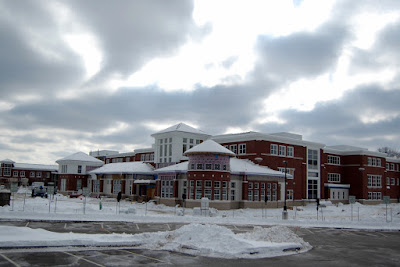 FHS after a prior winter snow storm