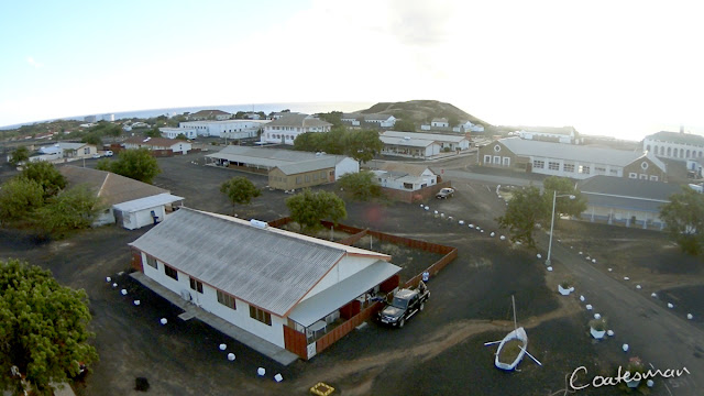 Obsidian self catering accommodation Ascension Island