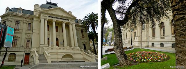 Museu de Belas Artes e de Arte Contemporânea, Santiago do Chile
