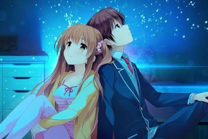 Wajib Nonton!! 30 Anime Romance Terbaik!! No 9 Paling Nyesek