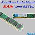 Langkah Awal Sebelum Tukar / Beli RAM Komputer !!
