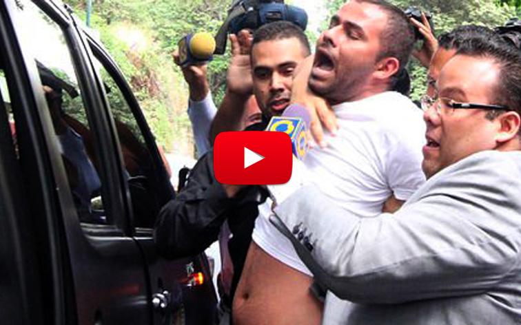 Encontraron el cadáver del famoso Yendri Sánchez, famoso por interrumpir a Maduro