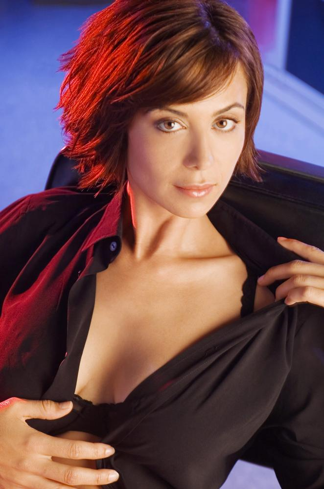 Catherine bell nudes