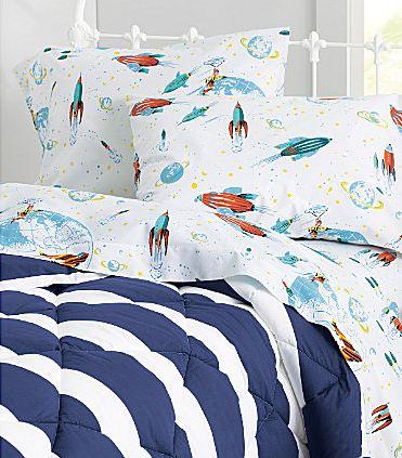 Two Birdies Modern Kids Garnet Hill Fun Bedding For The