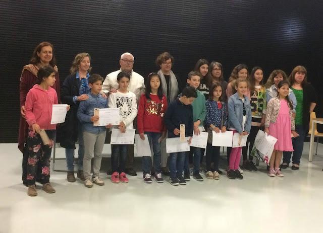 Tavira representada no Concurso Nacional de Leitura
