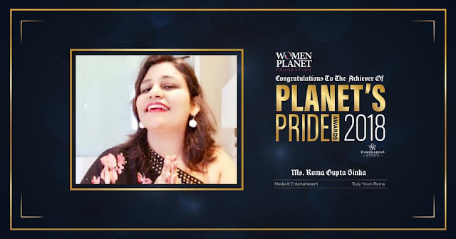 Planet's Pride Award Winner