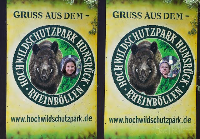Hunsrück Wildpark Rheinböllen Fotobox