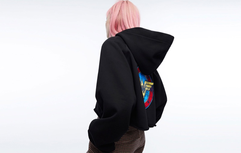 Zara x Wonder Woman Sweatshirt
