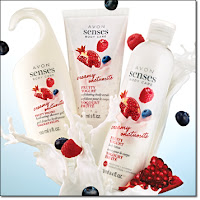 Avon Senses Fruity Yogurt