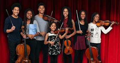 The Kanneh-Mason siblings