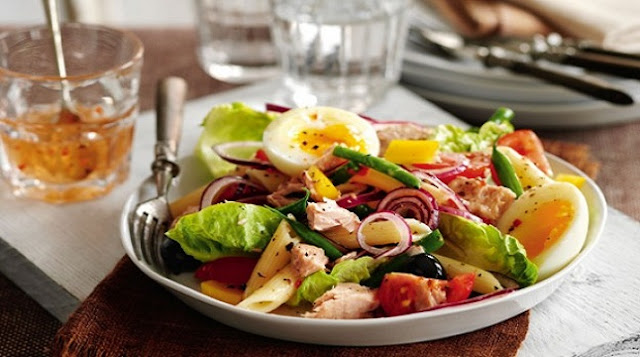 Sweet-egg-salad-in-the-diet-chart-will-be-delicious