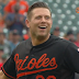 The Miz throws out first pitch at Orioles game (Video)