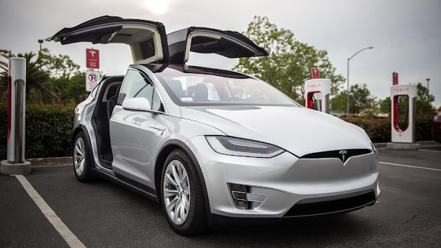 Autopilot Tesla X