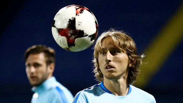 Acusan al futbolista del Real Madrid Luka Modric de falso testimonio