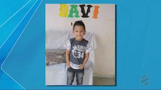 Pai assassinou filho de 5 anos com golpe 'mata-leão', diz polícia em MT