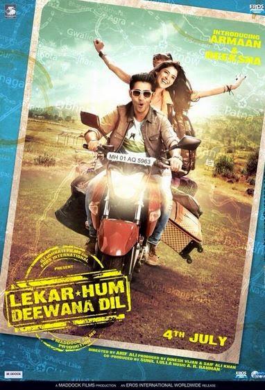 Lekar Hum Deewana Dil (2014) BRRip ταινιες online seires oipeirates greek subs