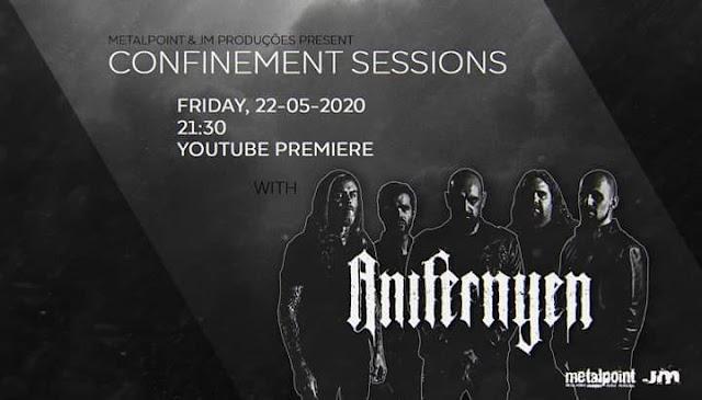 "Metalpoint - ""Confinement Sessions"""