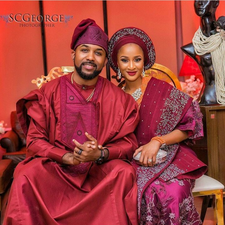 YORUBA TRADITIONAL WEDDING OUTFITS