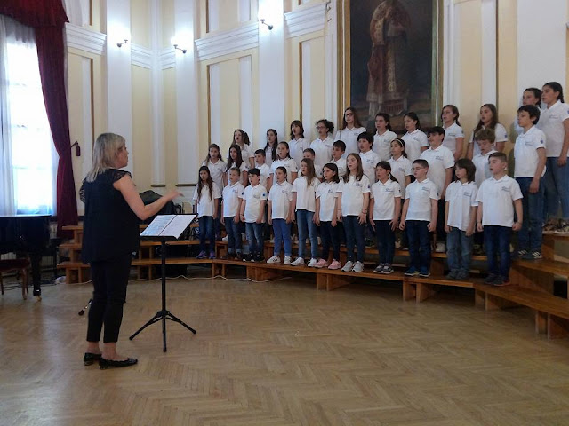 Γιάννενα: Διάκριση της χορωδίας «Ευμέλειας» σε διεθνή διαγωνισμό