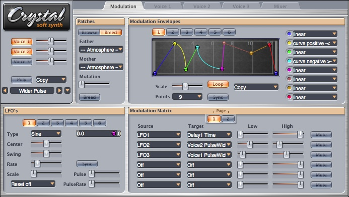 PPC Luddite: Software Synths on OS X