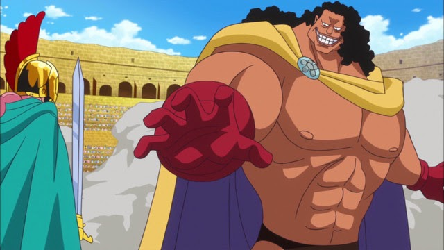 One Piece Episode 657 Subtitle Indonesia.