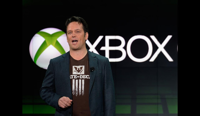 Phil Spencer alaba el anuncio de la Nintendo Switch