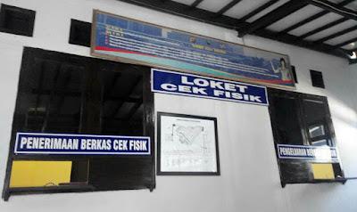 Cek Fisik, Salah Satu Prosedur yang Mesti Dilalui via blogspot.com