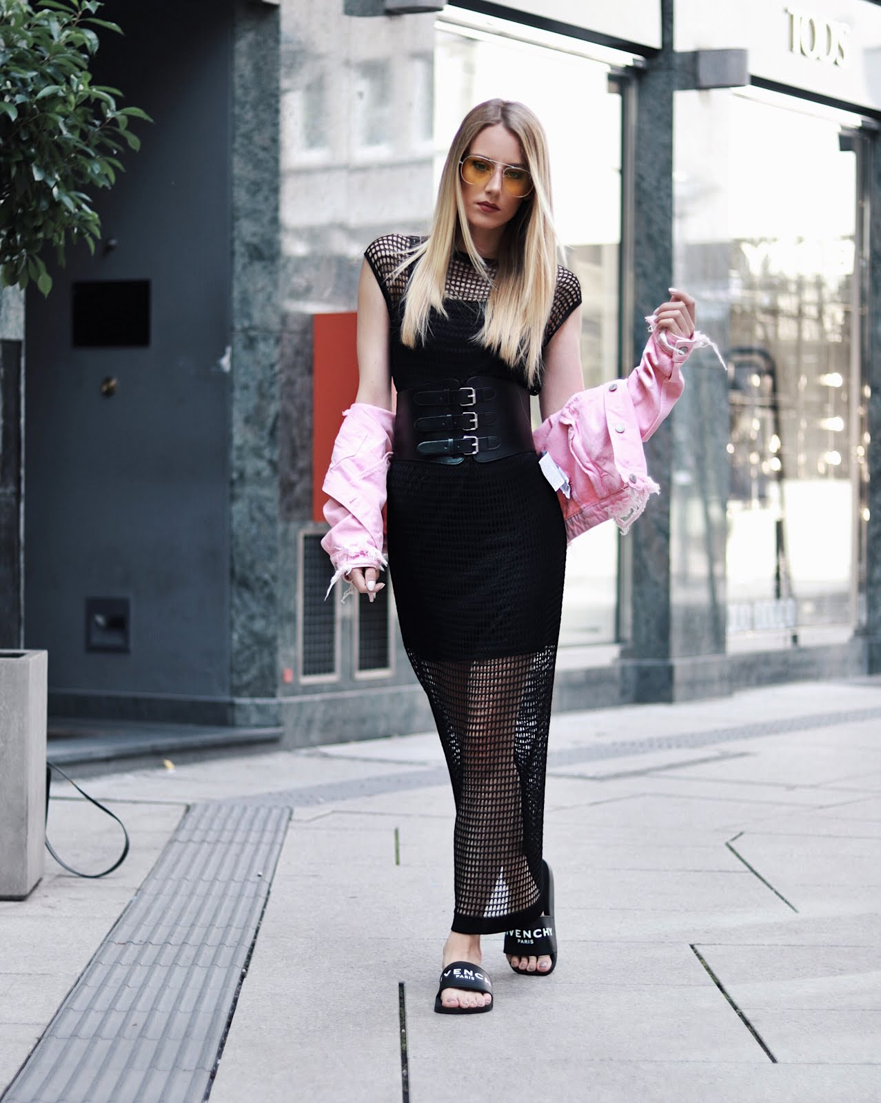 Trend: Slider Givenchy