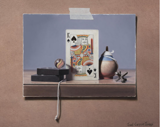 trompe l'oeil, still life, fool the eye