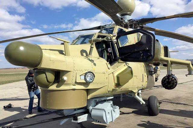 Helikopter Mi-28UB terbaru akan dikirim ke militer Rusia pada akhir tahun