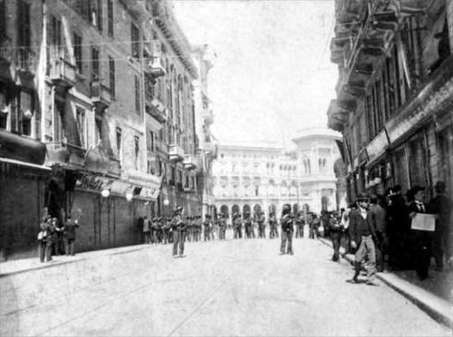 Storie di milano i moti di milano del maggio 1898 for Via pietro mascagni 8 milano