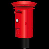 En la oficina de correos