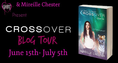 Blog Tour! Crossover by Mireille Chester