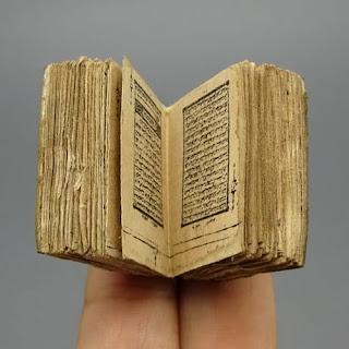 Kitab Stambul Kuno Asli Bertuah