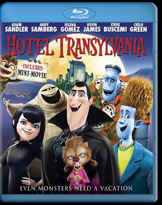 Hotel Transilvania 3D SBS 1080p Español Latino