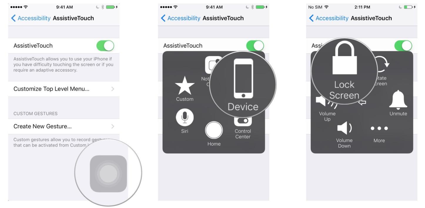 come spegnere iphone x senza tasti (pulsanti non funzionanti)