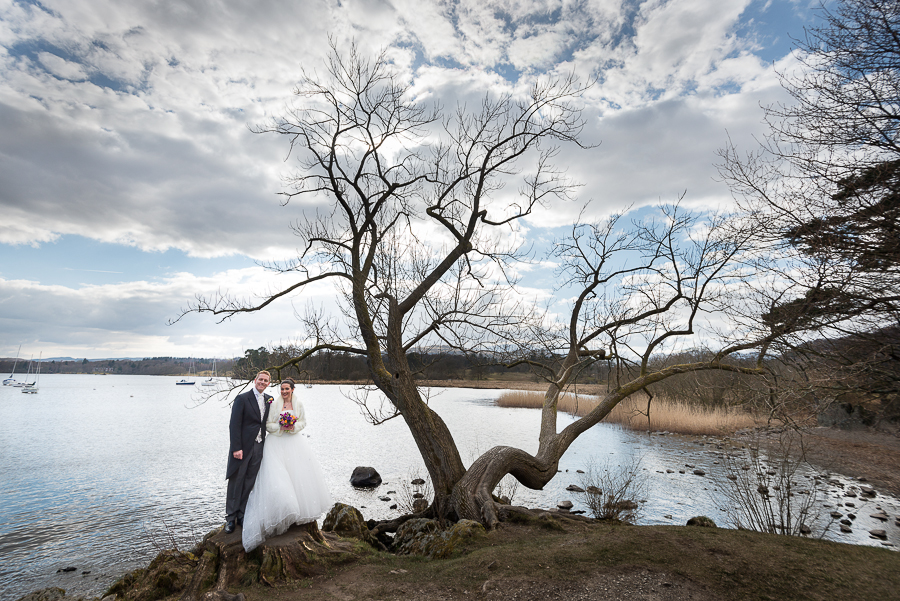 Wedding Windermere Lake District