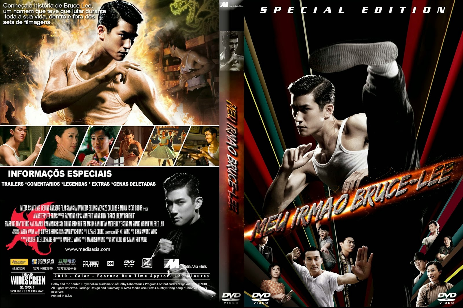FILME - BRUCE LEE, MY BROTHER