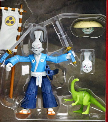 SDCC 2017 Playmates Exclusive Teenage Mutant Ninja Turtles Samurai Rabbit Usagi Yojimbo Figure
