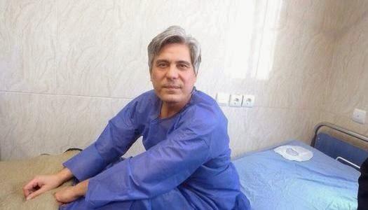 Pastor Behnam Irani en prisión