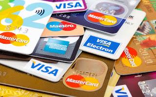 cartão de credito uber